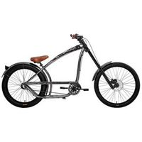 Bicicleta Nirve Cannibal prata