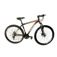 Bicicleta TSW câmbios Shimano aro 29 freio a disco 21v - LARANJA - QUADRO 17 laranja