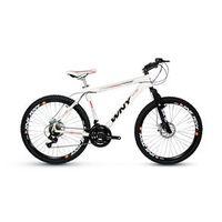 Bicicleta Wny Aro 29 Freio À Disco 21 Marchas - Branca - Quadro 17