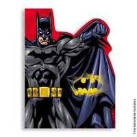 Convite Pequeno New Batman