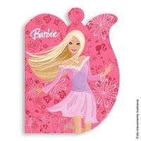 Convite Pequeno New Birthday Barbie