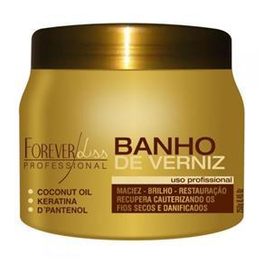 Forever Liss Banho de Verniz Brilho Hidratante 250g