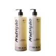 Kit Máscara e Shampoo Nutrição High Performance - Hidratação Profunda e Tratamento Instantâneo D2A - Linha Profissional