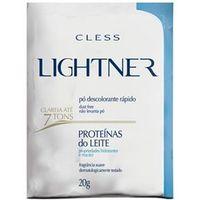 Lightner Pó Descolorante Rápido - Proteínas do Leite 20g