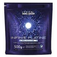 L`Oréal Professionnel Infinie Platine Pro Keratine - Pó Descolorante