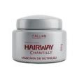 Máscara De Nutrição Para Cabelos Danificados ? Hairway Chantilly - 200g