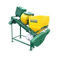 Tratador de sementes Tecnotrat M40 1 caixa para líquidos e 1 caixa metálica para produtos turfosos CIMISA - TSCM401
