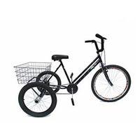 Triciclo Aro 26 Corrente - Montagem SUPER