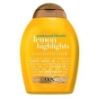 Organix Lemon Highlights Condicionador 385ml