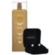 Fragrância Desodorante Make Me Fever Gold + Par de Brincos Crystal Swarovski®