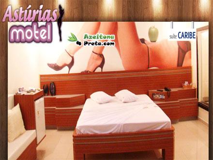 Sorteio Azeitona Preta: 2 Horas na Suíte CARIBE no Motel Astúrias. Boa Sorte e Participe!