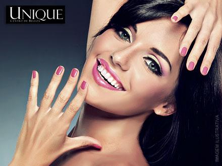 Escolha entre Escova + Maquiagem ou Escova + Manicure: 29,90. Válido somente aos sábados.