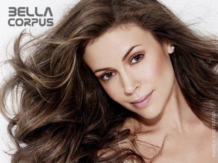 Seus cabelos super renovados com Hidratação e Regeneração Intensiva dos Fios na Bella Corpus, de 80,00 por 19,90.