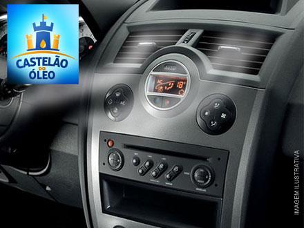 Higienização de Ar Condicionado Automotivo no Castelão do Óleo, por 24,90. Válido para todos os veículos. Exceto caminhões!
