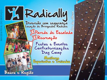 Diversão não vai faltar! Serviço para Recreação para Festa Infantil ou Evento na Radically, por apenas 220,00.