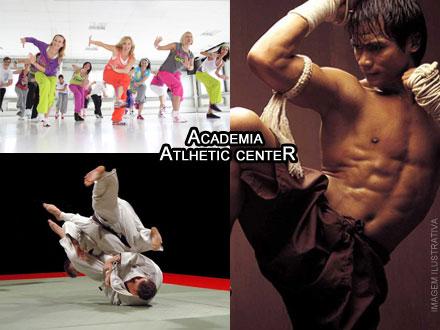 Escolha a sua modalidade: 1 Mês de Musculação, Zumba, Muay Thai ou Jiu Jitsu na Athletic Center Academia, por apenas 19,99.