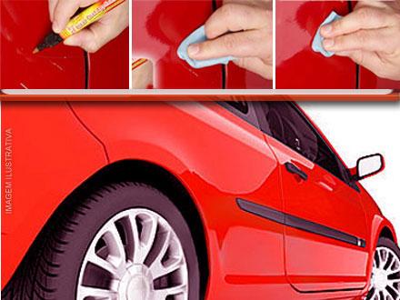 Mascara riscos - Fix It! Pro – Caneta Preenchedora de Arranhões de Automóveis + Frete Grátis, por apenas 19,90.
