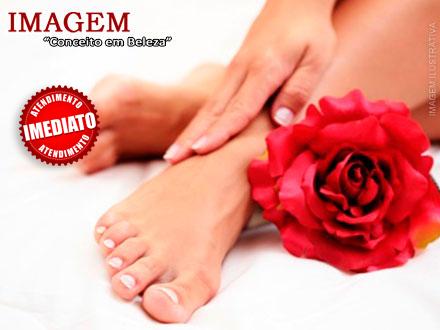 Sessão de Manicure + Pedicure no Imagem ´Conceito em Beleza`, de 34,90 por apenas 14,90.