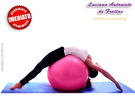 1 Mês de Pilates na Luciana Antoniete de Freitas Estética Corporal, por apenas 55,90.