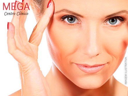 Sessão de Liffting Facial + Higienização na Mega Centro Clínico, por apenas 19,90.