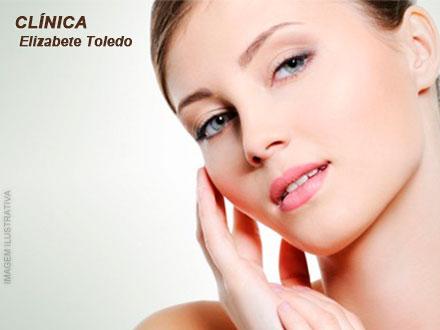 3 Sessões de Peeling de Diamante (Mecânico) + Drenagem Facial + Máscara Nutritiva na Clínica Elizabete Toledo, por 49,90.