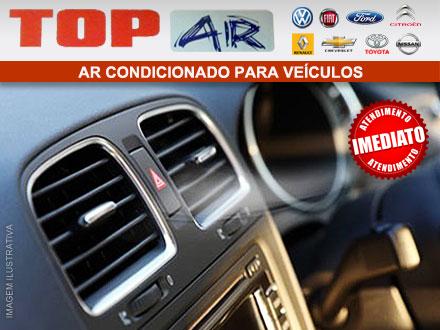 Higienização de Ar-Condicionado na Top Ar, de 60,00 por apenas 9,90. Proteção para você e sua Família!