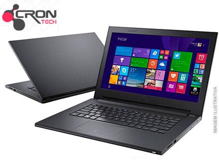 Formatação de PC, Notebook ou Netbook + Backup + Limpeza Externa na Cron Tech, por apenas 19,50.