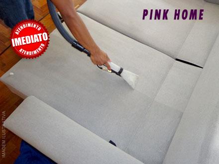 SUPER OFERTA! Lavagem a Seco de Sofás (Todos os tamanhos) + Colchão no PINK HOME, por apenas 49,90. Atendimento imediato!