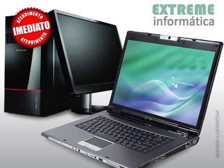 Formatação (CPU, Notebook ou Netbook) + Backup Ilimitado + Remoção de Vírus + Outros Serviços na Extreme Informática: 45,00.