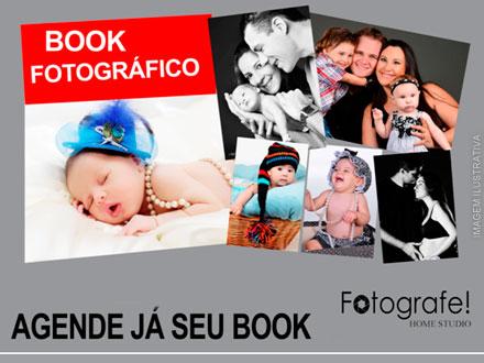 Sessão de Fotos + DVD Book com 12 Imagens GRAVADAS e Tratadas em Alta Resolução, por 16,50.
