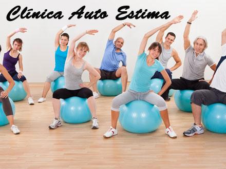 1 Mês de Aula de Pilates (1x por semana) na Clínica Auto Estima, de 95,00 por apenas 29,90.