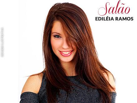 Escova Progressiva ou Selante + Corte no Stúdio Ediléia Ramos, por apenas 69,90.