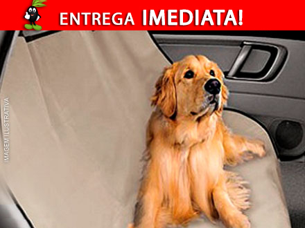 Capa Protetora Pet para Viagem, por apenas 99,90. Frete incluso! Entrega imediata!