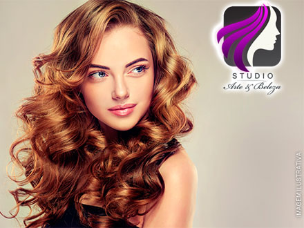 Rejuvenesça seus cabelos! Botox Capilar no Studio Arte & Beleza, de 140,00 por apenas 29,90.