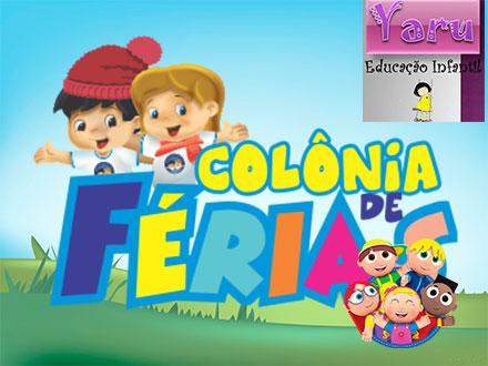 FÉRIAS na Colônia de Férias YARU!! A criançada vai se divertir! 1 Mês de Yoga Infantil e Brincadeiras, por apenas 19,90.