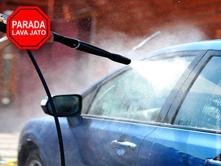 Lavagem Especial + Cera Cristalizadora + Aspiragem e Limpeza Interna + Pretinho nos Pneus + Lavagem de Motor: 22,90.