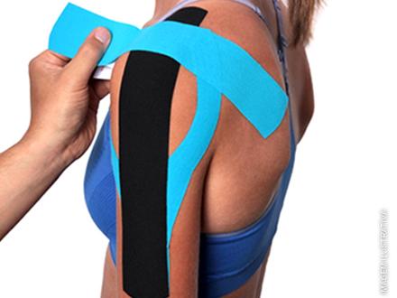 Kinesio Tape - Bandagens Funcionais (6 Opções de cor), por apenas 29,90. Frete Grátis para todo o Brasil!