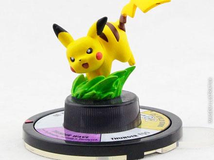 Miniaturas Pokemon (5 Opções de Modelo), por apenas 23,90. Frete incluso para todo o Brasil!