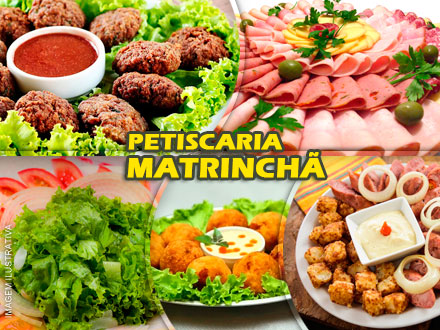 Rodízio de Comida de Boteco na Petiscaria Matrinchã, de 31,99 por apenas 15,99.