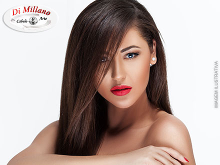 Escolha o seu procedimento: Selante OU Botox Capilar no Di-Millano, por apenas 59,99. Válido para todos os tamanhos de cabelo!