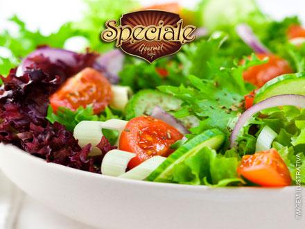 Speciale Gourmet agora também é FIT ! Super Salada Speciale por apenas 5,90. Consuma a qualquer hora do dia!