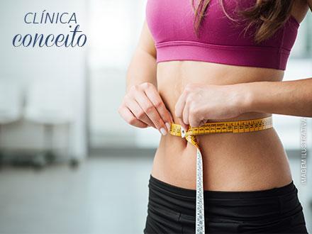 Projeto Verão! 2 Consultas com Nutricionista + Projeto Detox na Clínica Conceito, de 300,00 por apenas 39,90.