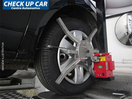 1 Alinhamento + 4 Balanceamentos na Chekup Car Centro Automotivo, de até 80,00 por apenas 19,99.