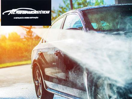 Seu carro merece tratamento VIP! Lavagem Completa na AEPerformance, por apenas 24,99.
