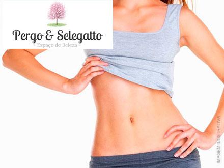 3 Drenagens + 2 Massagens Relaxantes com Simone Pergo no Espaço Pergo & Selegatto, de até 250,00 por 49,90.