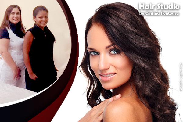 Cabelos danificados nunca mais! Botox Capilar na Hair Studio, de 120,00 por apenas 49,90.