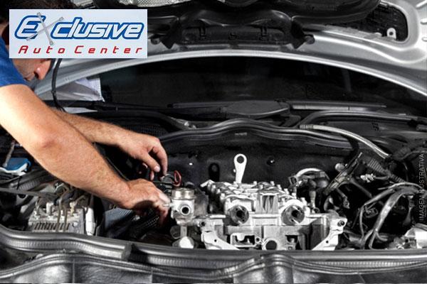 Limpeza de Bicos Injetores + Revisão do Sistema de Injeção no Exclusive Auto Center, de 60,00 por apenas 19,90.