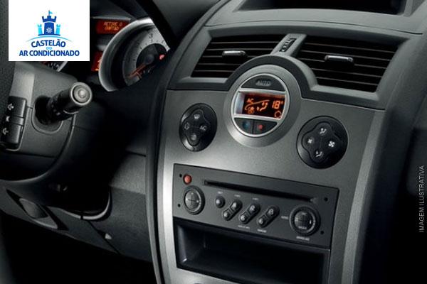 Higienização de Ar Condicionado Automotivo com Ozônio no Castelão do Ar Condicionado, por 49,90. Válido para todos os veículos!