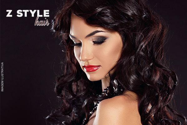 Dê uma repaginada! Corte + Escova na Z Style Hair, de 60,00 por apenas 29,90.