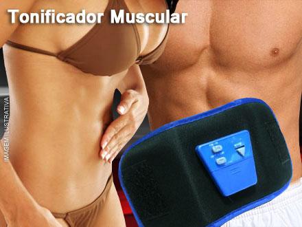 Tenha sua tão sonhada ´barriga de tanquinho`! Tonificador Muscular por apenas 34,90. Frete Grátis para todo o Brasil